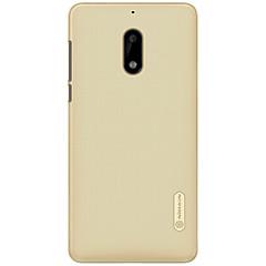 من أجل أغط / كفرات مثلج غطاء خلفي غطاء لون الصلبة قاسي PC إلى Nokia Other