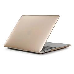 metallic stijl lak matte harde koffer voor Apple 2.016 nieuwe macbook pro 13 15 13.3 15.4 met / zonder Anti-paniekbalk a1706 a1708 a1707