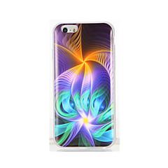 Для IMD С узором Кейс для Задняя крышка Кейс для Градиент цвета Мягкий TPU для AppleiPhone 7 Plus iPhone 7 iPhone 6s Plus iPhone 6 Plus