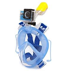 Χαμηλού Κόστους -Πακέτα για Κολύμπι με Αναπνευστήρα Μάσκα με αναπνευστήρα Μάσκες για ολόκληρο το πρόσωπο Καταδύσεις & Κολύμπι με Αναπνευστήρα Αυτοκατάδυση