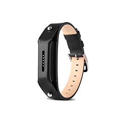 pinhen для Fitbit изгибаться 2 кожаные напульсники ремень Flex2 регулируемая замена кожи сна с застежками для Fitbit Flex 2