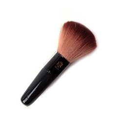 1 Blush Brush Powder Brush Contour Brush Synthetic Hair Portable Limits bacteria Hypoallergenic Wood Face