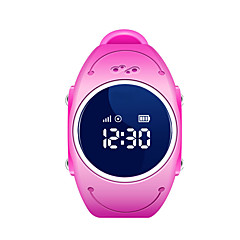 voordelige Smartwatches-a01 gps / lbs / wifi positionering micro-sim-kaart one-key sos helpen elektronica verdediging dual weg gesprek in te verbieden in de klas