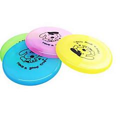 hesapli -Köpek Köpek Oyuncağı Evcil Hayvan Oyuncakları Uçan Disk Dayanıklı Evcil hayvanlar için