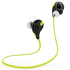 QCY qy7 bluetooth 4.1 draadloze 6 uur play-time noise-cancelling sport in-ear stereo koptelefoon met microfoon