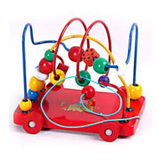 abordables Construcción y Bloques-Coches de juguete Bloques de Construcción Juguete Educativo 1pcs Circular Chico Unisex Juguet Regalo