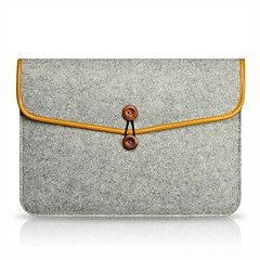 billige MacBook-tilbehør-kuvert taske notebook cover til MacBook Air 11,6 13,3 MacBook Pro med retina 13,3 / 15,4