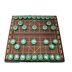 preiswerte -Brettspiel Schachspiel Spielzeuge Kreisförmig Unisex Stücke
