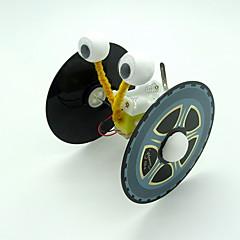 abordables Modelos de Exposición-Robot Coches de juguete Juguete Educativo Máquina Robot Manualidades Educación Niños Chico Chica Juguet Regalo