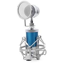 Недорогие Аудио и видео аксессуары-3,5 мм Микрофон Проводной Конденсаторный микрофон Ручной микрофон Назначение Микрофон для караоке