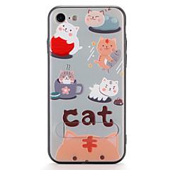 Для apple iphone 7 7plus чехол с подставкой задняя обложка чехол для кошки жесткий pc 6s plus 6 plus 6s 6