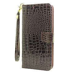 Недорогие Чехлы и кейсы для Galaxy Note Edge-Кейс для Назначение SSamsung Galaxy Бумажник для карт Кошелек со стендом Флип Чехол Сплошной цвет Твердый Кожа PU для Note 5 Note 4 Note