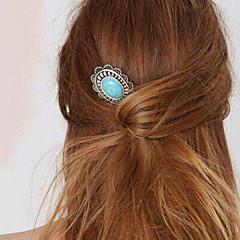 abordables Joyería para el Cabello-Mujer Gema / Legierung Horquilla - Vintage / Elegante / Horquillas para el pelo / Horquillas para el pelo
