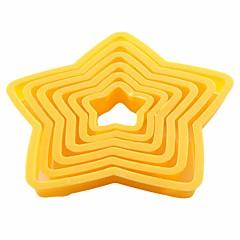 sütőformát Cookie Műanyag