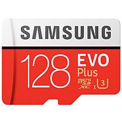 hesapli -Samsung 128gb micro SD kart tf kart hafıza kartı uhs-i u3 class10 evo artı 100mb / sn