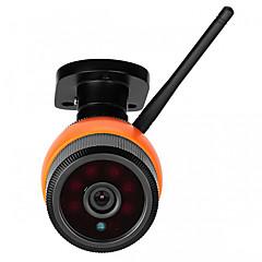 veskys® 960p vedenpitävä langaton ulkoturvallisuus bullet ip kameraalumiiniseos 1,3mp wi-fi ip-turvakameran / yönäkö