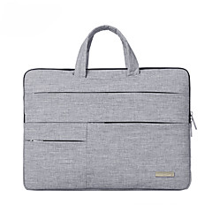 13.3 14.1 15,6 inch multi-pocket ultra dun computer tas notebook handtas casual tas voor oppervlak / dell / hp / samsung / Sony etc