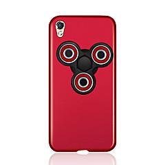 voordelige Hoesjes-Voor oppo r9 case cover fidget spinner patroon achterkant case 3d cartoon harde pc