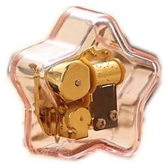 Spieluhr Spielzeuge Herzförmig Metal Stücke Kinder Mädchen Valentinstag Geschenk