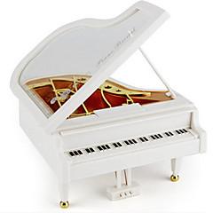 abordables Juguetes Musicales-Caja de música Juguetes Piano ABS Piezas Unisex Regalo