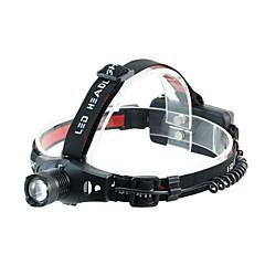 Linternas de Cabeza LED Enfoque Ajustable Tamaño Compacto Super Ligero Ciclismo Pesca Al Aire Libre