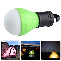 Lanterns & Tent Lights LED Light Bulbs LED 60 Lumens 3 Mode Batteries not included Mini Emergency Small Size for Camping/Hiking/Caving