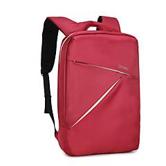"""preiswerte Laptop Taschen-Nylon Geschäftlich Volltonfarbe Rucksäcke 15 """"Laptop"""