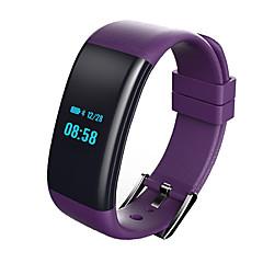 Χαμηλού Κόστους -Yy df30 γυναίκα των ανδρών έξυπνο βραχιόλι / smartwatch / καρδιακός ρυθμός αρτηριακή πίεση παρακολούθηση κόπωσης οξυγόνου για ios android