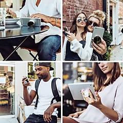 abordables Soportes y Montajes para Teléfono-Escritorio Universal / Teléfono Móvil Soporte para soporte de montaje Soporte Ajustable / Rotación 360º Universal / Teléfono Móvil Policarbonato Titular