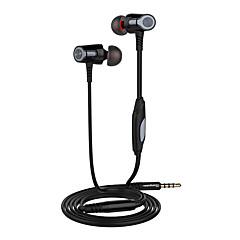 langsdom eh360 3.5mm universaali kuulokkeet stereo korvatulpat kuulokkeet ja mikrofonit Samsung hirssi Huawei iPhone-puhelimet
