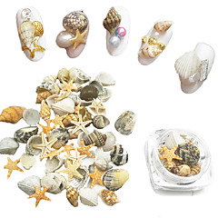 15 Nail Art dekoráció strasszos gyöngy smink Kozmetika Nail Art Design