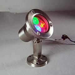 Χαμηλού Κόστους Υποβρύχια Φώτα-3W RGB