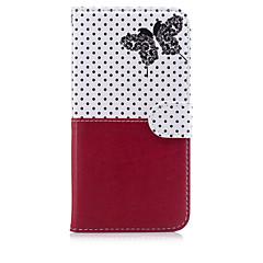 halpa iPhone 7 Plus kotelot-iPhone 7 plus 7 perhonen malli PU nahka ompelemalla tyylin lompakko osiossa puhelimen tapauksessa 6s plus 6s 6 SE 5s 5