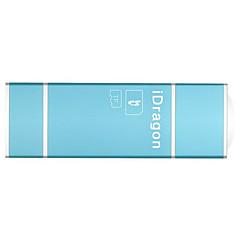 OTG USB 2.0 Kortläsare iPad Air För Iphone För Andriod Mobiltelefon För Ipad