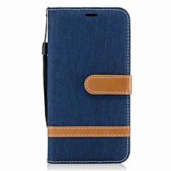 lg g6 k10 burkolata kártya tartó pénztárca állvánnyal Flip mágneses teljes test esetében nehéz textil lg k8 k7