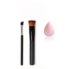 Poederdons/Cosmeticaspons Make-up borstels Droog Oneffen huidtint