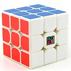 Zauberwürfel Glatte Geschwindigkeits-Würfel Glatter Aufkleber Einstellbare Feder Lindert Stress Magische Würfel Bildungsspielsachen