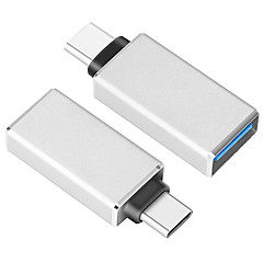 USB Typ C Adapter USB-Typ-C otg Adapter-Konverter