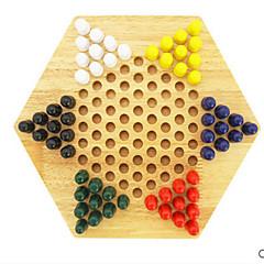 Schachspiel Spielzeuge Dame Puzzles Spiel Spielzeuge Kreisförmig Stücke keine Angaben Geschenk