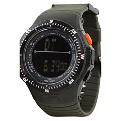 Χαμηλού Κόστους Κομψά ρολόγια-Ανδρικά Μοδάτο Ρολόι Ρολόι Καρπού Μοναδικό Creative ρολόι Αθλητικό Ρολόι Ρολόι Φορέματος Έξυπνο ρολόι Κινέζικα Ψηφιακό Ημερολόγιο
