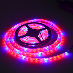 cheap LED Strip Lights-LED Grow Lights Growing LED Strip 5050 IP20 IP65 IP68 Plant Growth Light for Greenhouse Hydroponic plant 5m/lot AC100-240V