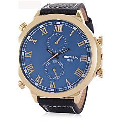 Ανδρικά ΕνηλίκωνΑθλητικό Ρολόι Στρατιωτικό Ρολόι Ρολόι Φορέματος Μοδάτο Ρολόι Ρολόι Καρπού Βραχιόλι Ρολόι Μοναδικό Creative ρολόι