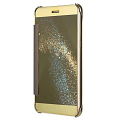Для huawei p8 lite (2017) p10 корпус крышки покрытие зеркало падение раскладушка телефон дело p9 p8 p9 p10 lite g8 мат 7 8 9 g7 плюс честь