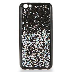 billige Etuier-Til oppo r9s r9s plus case cover diy bagside cover glitter shine soft tpu r9 r9 plus