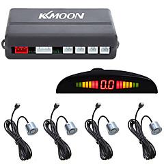 abordables Monitores de Coche-Sistema de radar de aparcamiento kkmoon