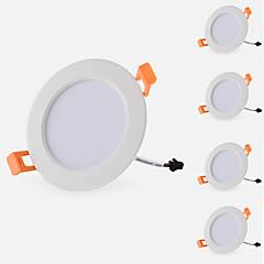 LED mélysugárzók Meleg fehér Hideg fehér Függőlámpák LED 5 db.