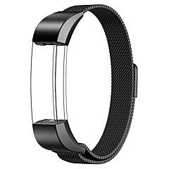 abordables Reloj Smart Accesori-Ver Banda para Fitbit Alta Fitbit Correa Milanesa Acero Inoxidable Correa de Muñeca