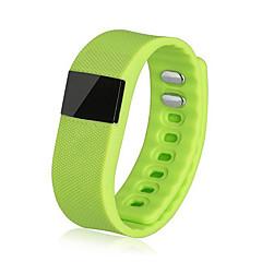 voordelige Smartwatches-Smart Armband Verbrande calorieën Stappentellers Gezondheidszorg Afstandsmeting Lange stand-by Slaaptracker Zoek mijn toestel Gemeenschap