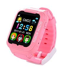 Zegarki dziecięceWodoszczelny Spalone kalorie Krokomierze Kamera/aparat Ekran dotykowy Śledzenie odległości GPS Gra Wielofunkcyjne