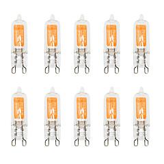 お買い得  LED電球-3W LED2本ピン電球 T 2 LEDの COB 装飾用 温白色 クールホワイト 200-300lm 2800-3200/6000-6500K 交流220から240V
